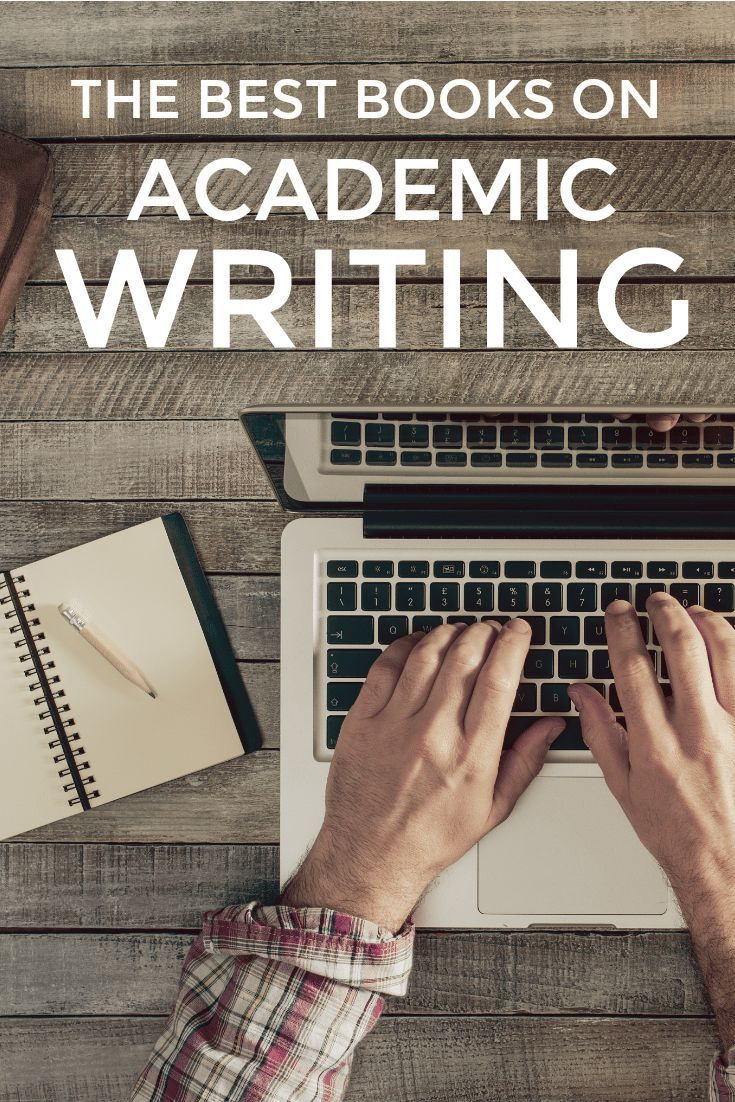 recommended book academic writing
