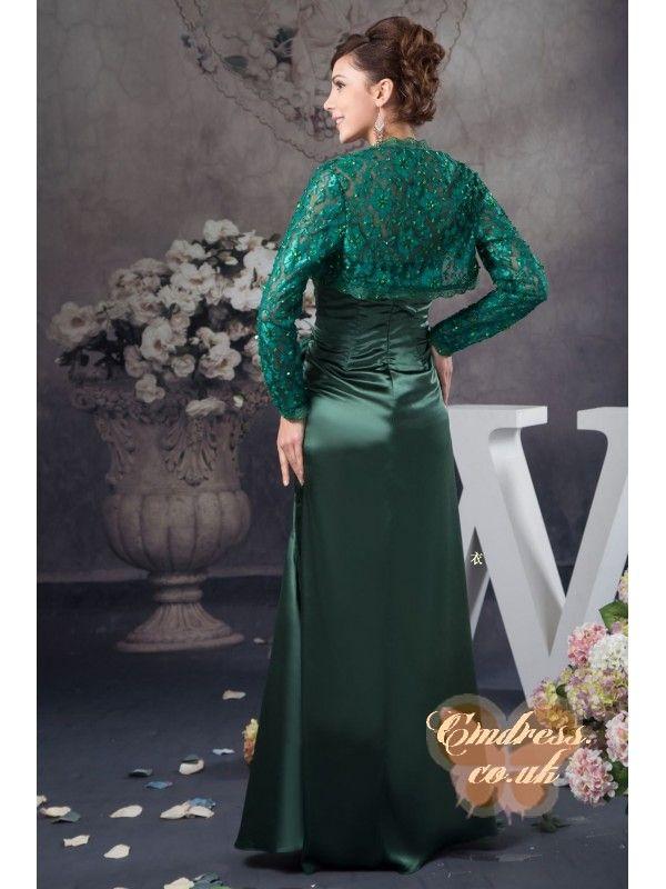 Elegant Custom-made Prom Dress Lace Satin Silk and Prosperous Cotton Bridesmaids Dresses