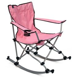 Vacation/Travel Necessity...Portable Rocking Chair!