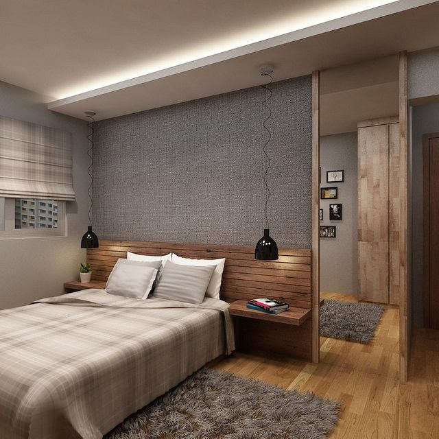 Best Pin By Laney On Hdb Bto Scandinavian Bedroom Interior 400 x 300