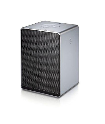 LG Electronics LG H3 Music Flow Smart Hi-Fi Audio Wireless Multiroom Speaker - Silver Np8340-h3 (Barcode EAN = 8806084877352). http://www.comparestoreprices.co.uk/december-2016-3/lg-electronics-lg-h3-music-flow-smart-hi-fi-audio-wireless-multiroom-speaker--silver.asp