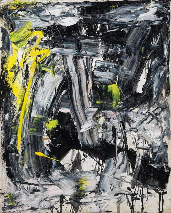 Emilio Vedova - Untitled, 1976