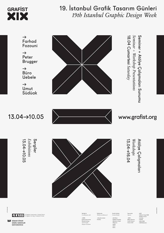 buromarks: Designed by Grafist 19 Event Identity... · Dark Side of Typography