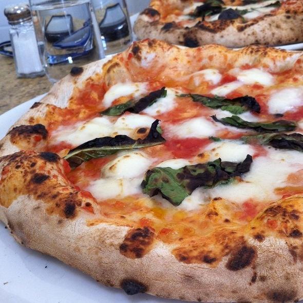 Pizza Margherita  at Una Pizza Napoletana - SoMa