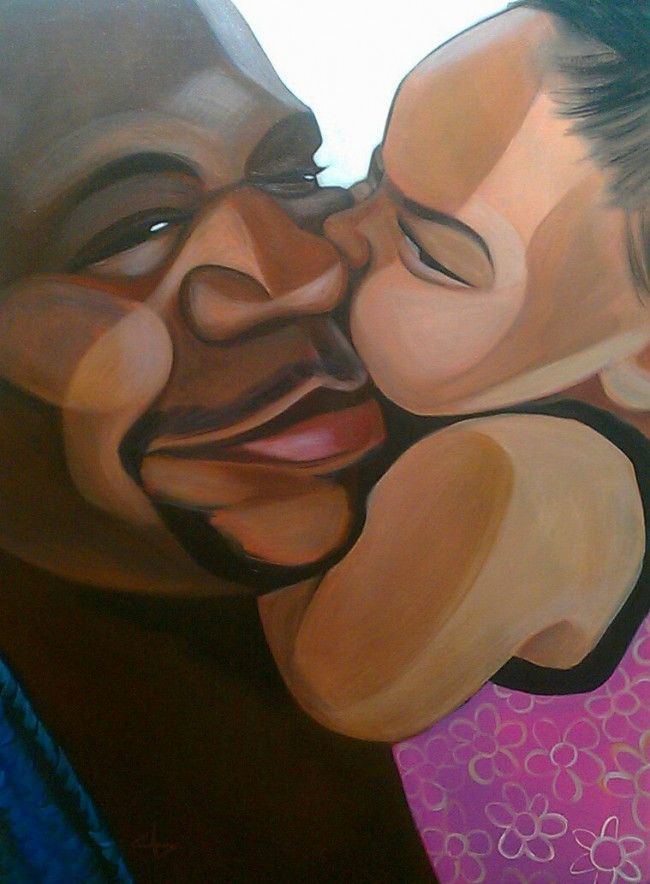 Love it! A reminder of a father & daughter love.