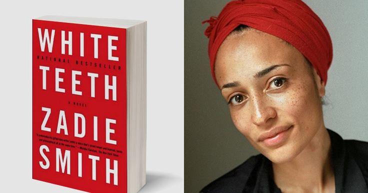 книгачай: books : белые зубы, зэди смит