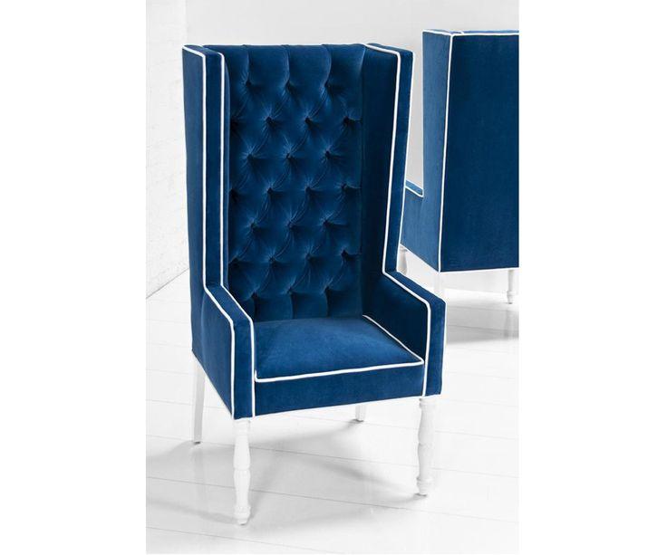 14 best Blue Velvet Dining Chairs images on Pinterest | Blue ...