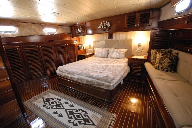 Welcome Aboard Your Yacht, Asfiye - Blue Cruise in Turkey