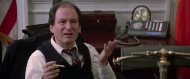 """David Margulies, who played the Mayor of New York in the Ghostbusters films and Tony Soprano's classy lawyer Neil Mink, died Monday afternoon in New York City after a long illness. The news came from his longtime agent, Mary Harden. He was 78 years old and recently finished filming his role as Nobel laureate Elie Wiesel in the upcoming ABC miniseries """"Madoff"""" with Richard Dreyfuss, scheduled to air February 3."""