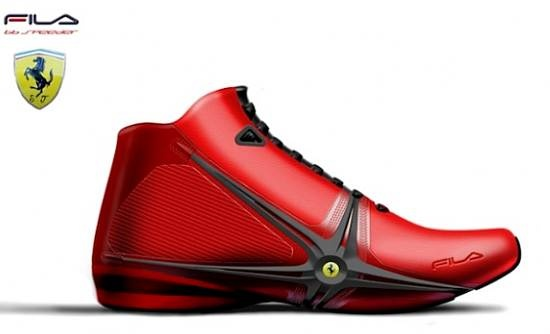 Ferrari Shoes Salno Dermon