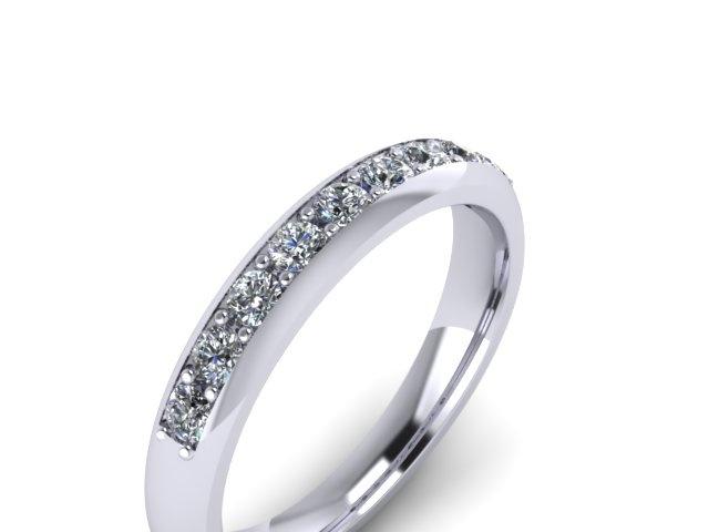 Pave set diamonds! www.jewellerybyliamross.com