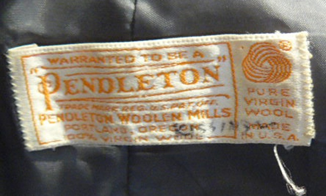 Cover story The Pendleton label