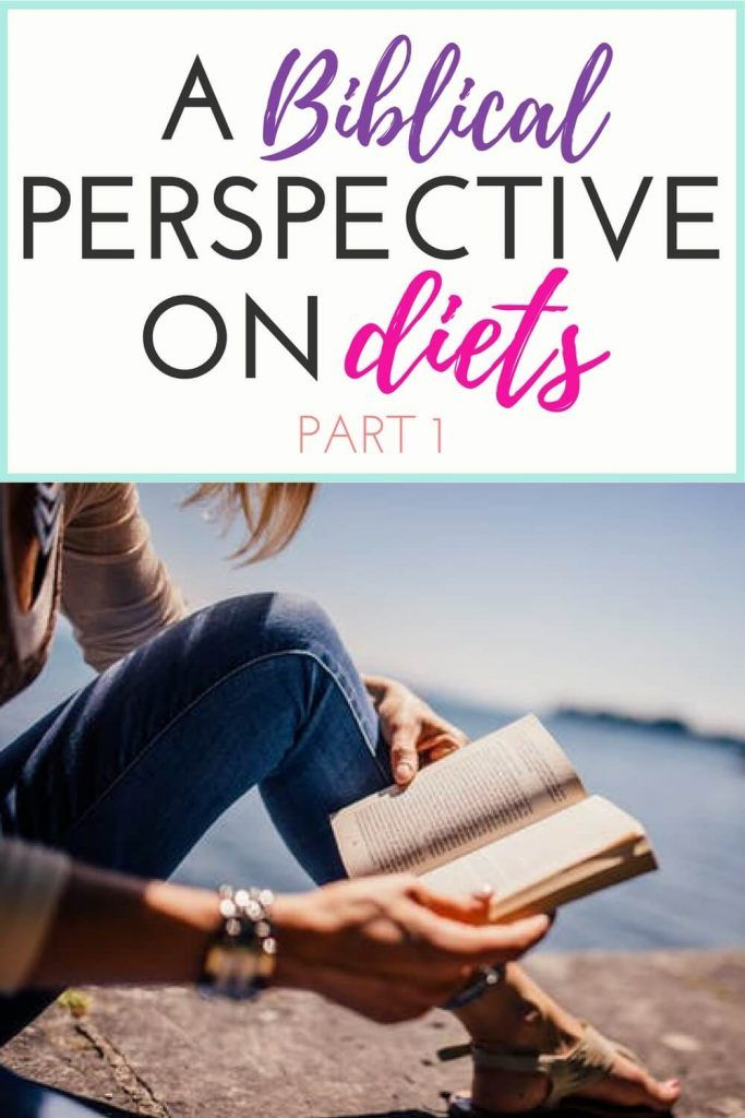 """If you come from a dieting past, the idea of """"having"""" to discipline your food choices may make you crazy! The Bible has a lot to say about this. via @www.pinterest.com/GraceFilledPlate"""
