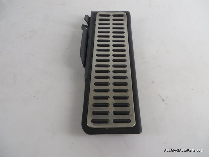 2005-2010 VW Jetta GLI GTI Aluminum Dead Pedal 46 1K1864551 MK5 A