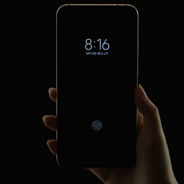 Xiaomi Mi 8 Lite And Mi 8 Pro One For Young People And Another With A Sensor Under The Screen Xiaomi Sensor Lite