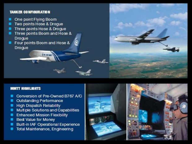 "Brasilia, after a long delay, the Brazilian government has allocated the budget for the purchase of three tankers IAI 767-300 MMTT. Conversions will be made by Israel Aerospace Industries.   Reminder:    IAI has been selected for the contract in 2013 as part of the KC-X2 replacement program KC-137 tanker current ""Stratoliner"", the Brazilian Air Force (FAB). Brazil chose the concept of Israel Aerospace Industries (IAI) B767-300 Multi-Mission Tanker Transport (MMTT). The old KC-137 (derived…"