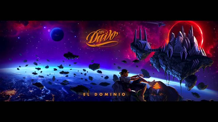 "MC DAVO - ""QUÍMICA (FEAT. i-MAJESTY)"" (AUDIO OFICIAL)"