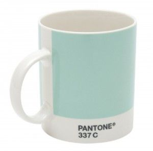 pantone mug - a cool gift for a guy or a gal!