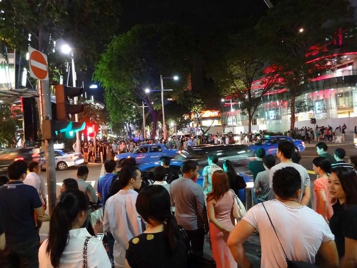 Singapore / Orchard Road / Joanna Łukasiewicz