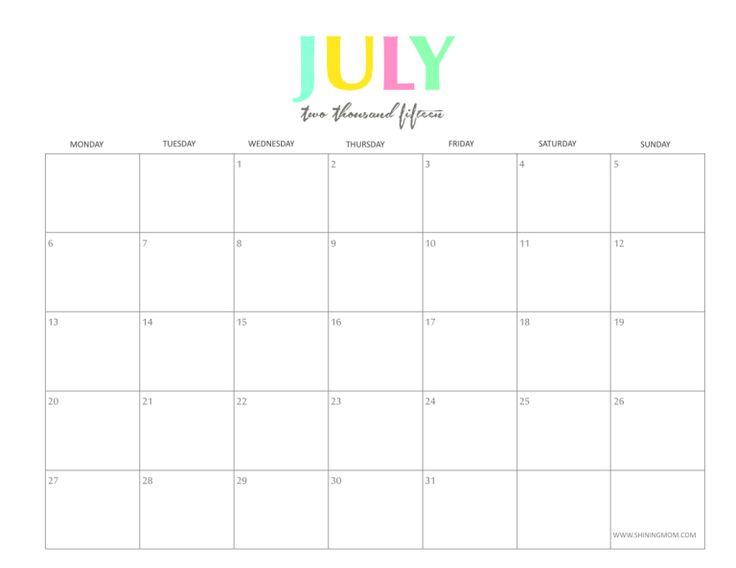 august 2015 calendar blank printable calendar template in pdf word