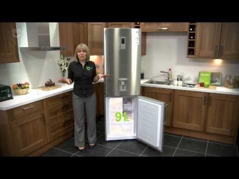 LG GBF539NSQWB_PS Fridge Freezer - AO.com Review - YouTube
