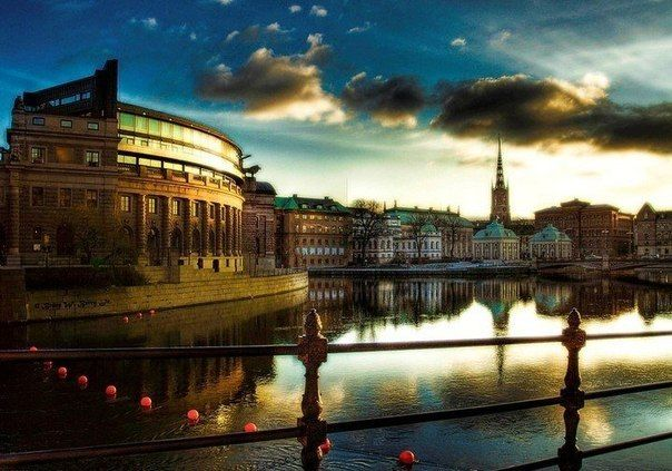 Стокгольм, Швеция #SwissHalley #travel #СвиссХейли #Путешествия #Stockholm #Sweden
