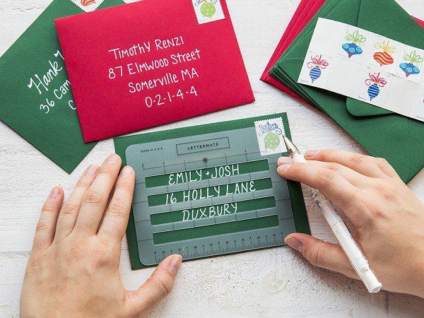 lettermate envelope guide addressing lettersaddressing wedding
