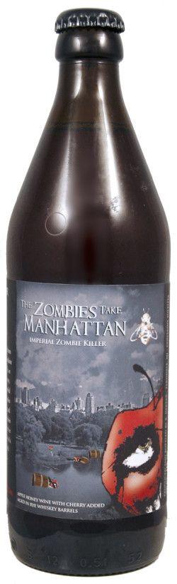 B. Nektar The Zombies Take Manhattan