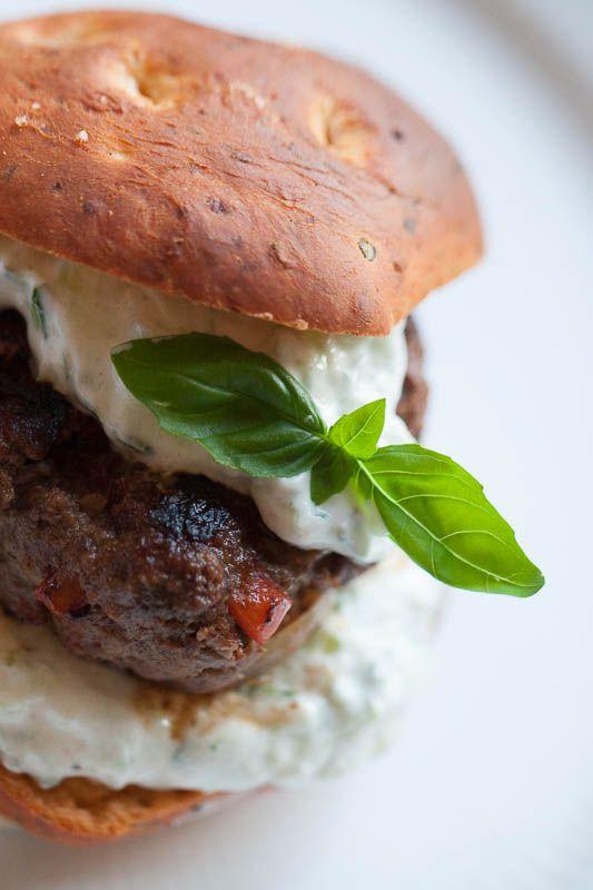 "Burgerboller the ""Italien way"" | Mormor er det nye sort"