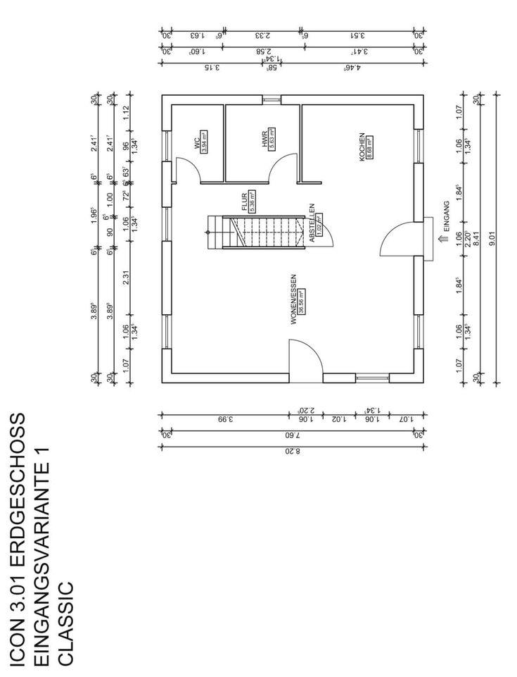 551 besten haus grundriss bilder auf pinterest bien for Architektur einfamilienhaus grundrisse
