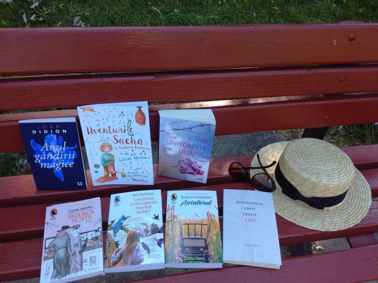 Noutati literare estivale