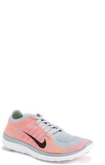 quality design 63844 781c4 Nike  Free Flyknit 4.0  Running Shoe ...