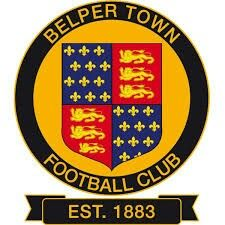 Belper Town of England crest.