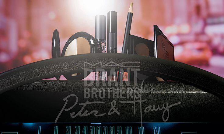 MAC Brant Brothers collezione make up - http://www.beautydea.it/mac-brant-brothers-collezione-make-up/ - Make up e skincare da urlo con la nuova linea trucco Mac Cosmetics in collaborazione con i fratelli modelli Brant Brothers.