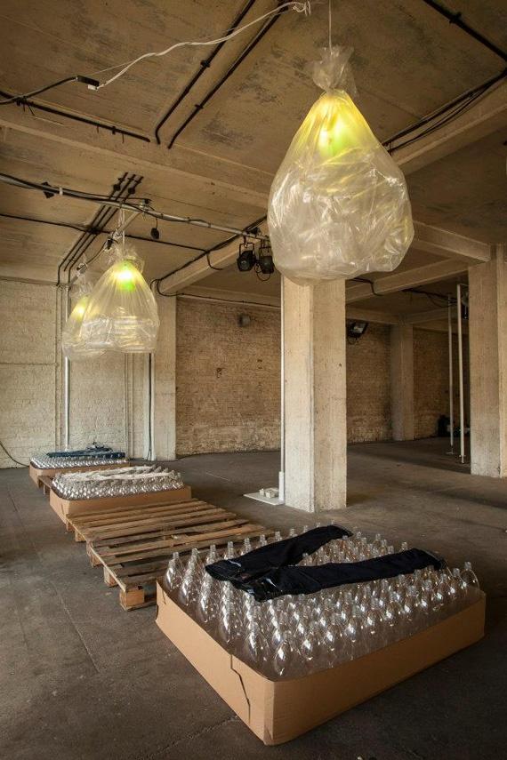 Levis Pop-Up Store. Levis spring-summer 2013 collection in london #design #interior #ephemeral