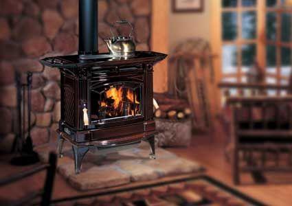 wood burning stove for basement
