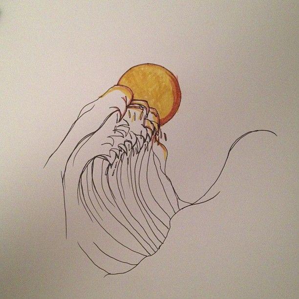 Daily sketch by Viktor Örneland