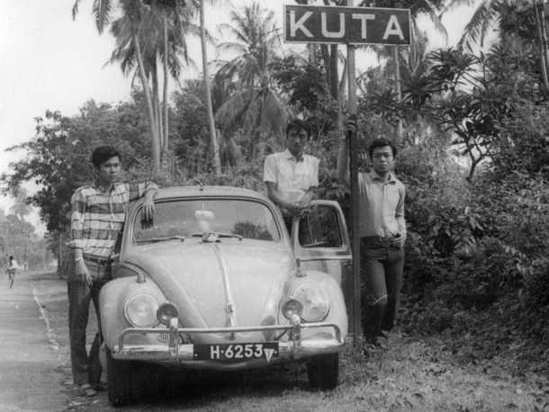 Kuta : Monday : 20. April 1970