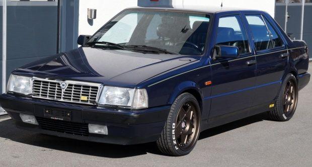 1989 Lancia Thema 8 32 Classic Driver Market ヴィンテージカー ランチア 車