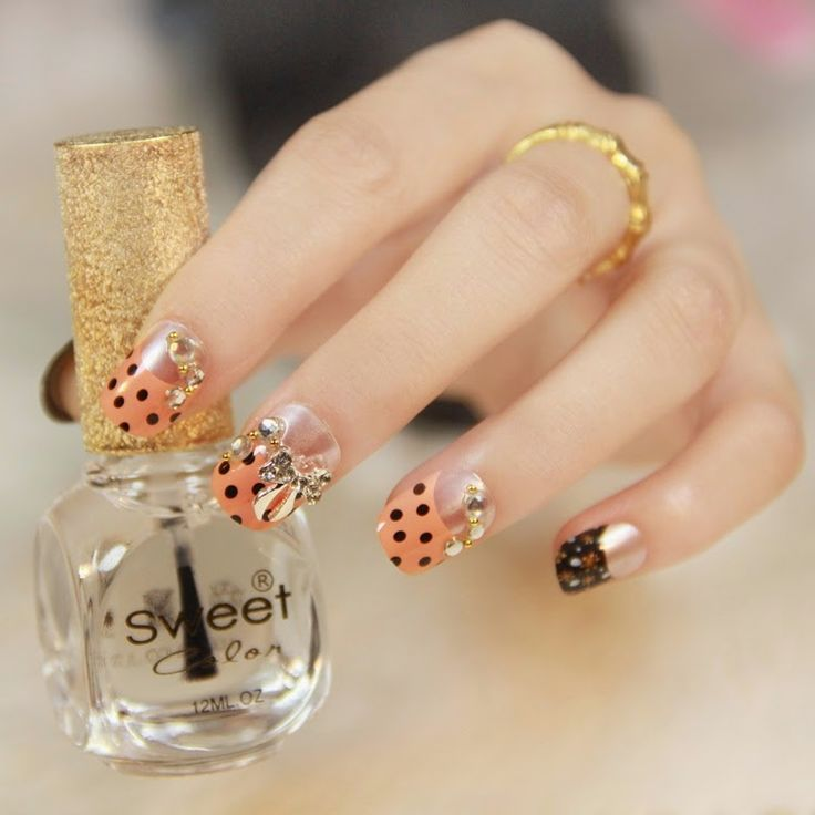16 best Modelos de uas images on Pinterest   Coffin nails ...