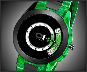 01 Spinning Wheel Watch