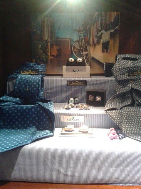 Seven folds ties & cufflinks - Talarico ties shop