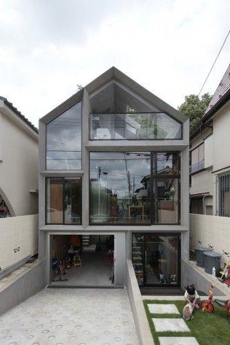 House, Chofu-shi, JP, Courtesy of ON design partners