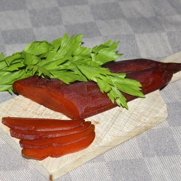 Bottarga di muggine a baffe - SardinianStore.com