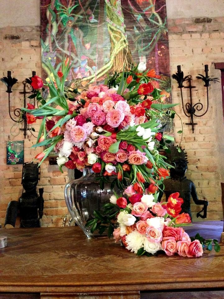Fleur le Cordeur   Anne Mann Celebrates