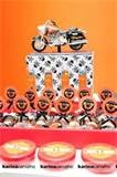 Image Detail for - birthday party,harley davidson birthday party,harley davidson themed ...