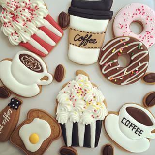 Cafe cookies.