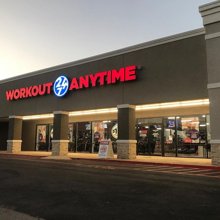 New Club Opening Anytime Fitness Sylacauga Workout