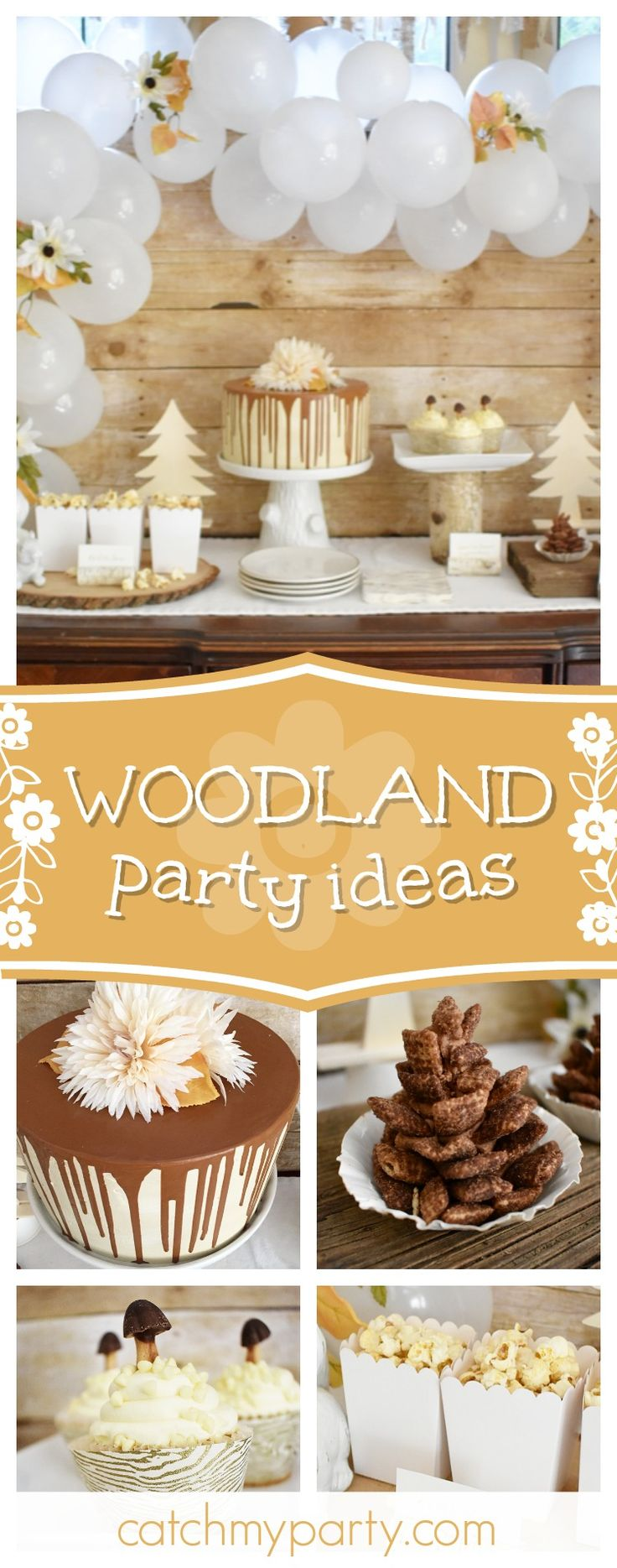Take a look at this gorgeous Woodland