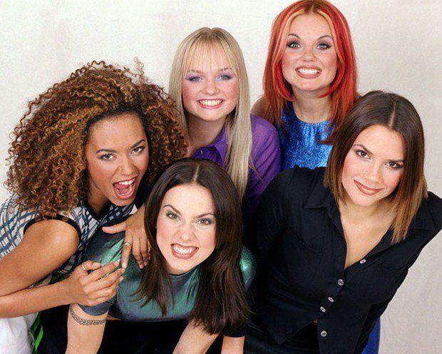 10 Schicke Spice Girls Der 90er Jahre Frisuren Wir Vermissen Sie